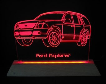 Ford explorer | Etsy