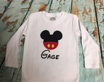 Micky Mouse , Birthday shirt