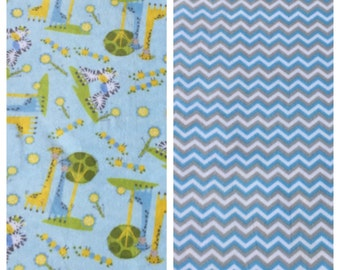 Fleece Baby Blanket (D43)