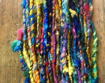 Rush Hour art yarn, extra bulky