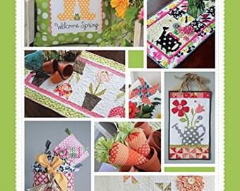Kimberbell Spring Pattern Book KD702