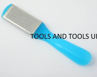 FOOT RASP CALLUS dead skin remover file exfoliating pedicure double sided tool