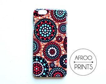 AFROOPRINTS. Shell fabric African Wax XI