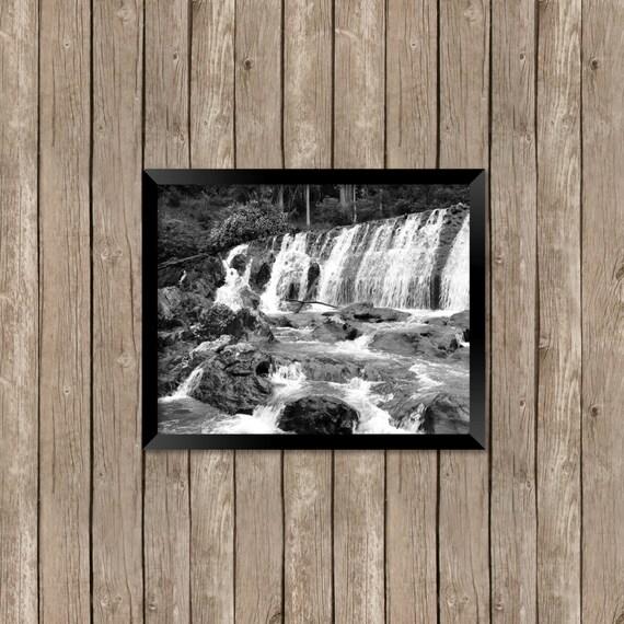 Crabtree Falls Photographic Print