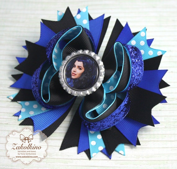 Disney Descendants Evie Hair Bow