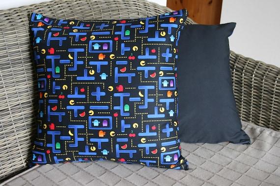 Pac-Man Cushion Cover