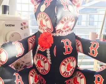 Boston Red Sox bear