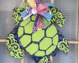 Turtle Door Hanger