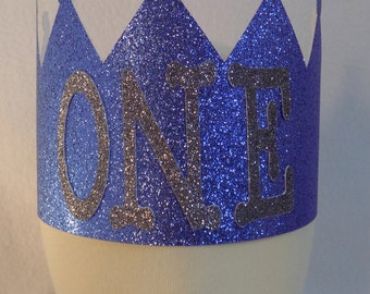 Bithday Crown, Glitter Crown, Party Favors, Birthday Favors