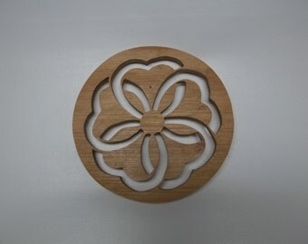 Clover Trivet and Wall Decoration