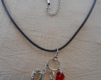 Twilight 'Bella and Edward' necklace