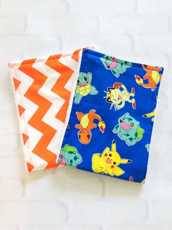 baby nerd burp cloth set pokemon baby items baby burp cloth set