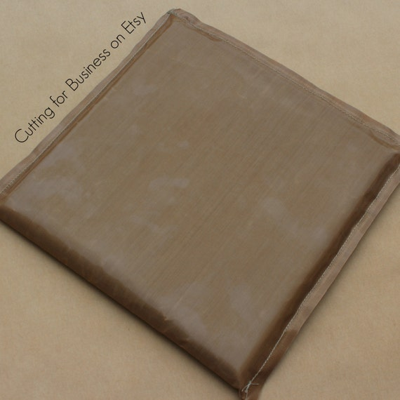 how to make teflon pillow for heat press