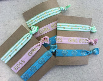 SALE! Under the Sea Collection Hair Tie Pack