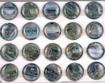 Super Kyanite 30mm Round Cabochon Cab 1 Piece (90183047-C1)