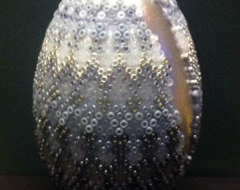 Perlenei grey silver