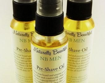 NB Men Pre-Shave Oil
