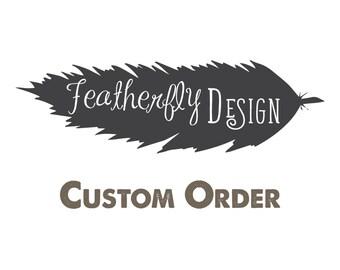 Custom Invitation or Announcement Order