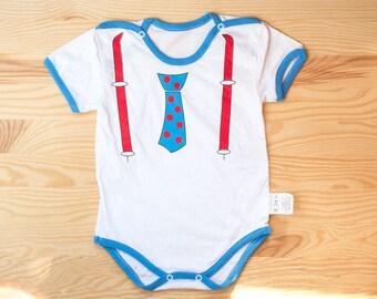 Baby onesie Funny baby onesies baby boy onesie boy onesie baby bow tie