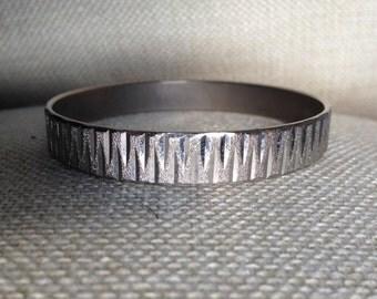 """Vintage Silver Bracelet 8.4"""""""
