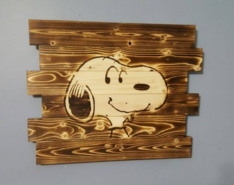 Snoopy Wall Art