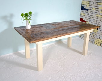 Dining table in cottage-style HELMHOLTZ III