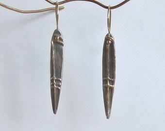 Little Spear earrings