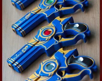 Bayonetta guns, Love Is Blue