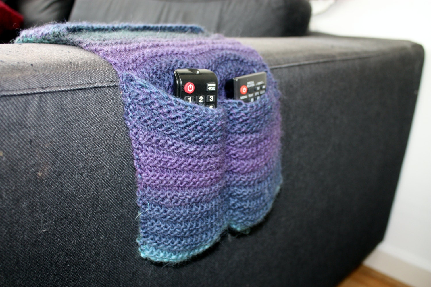 Knitting Pattern Instant Download PDF, Remote Control ...