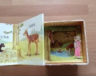Animals -A Collins Block Book