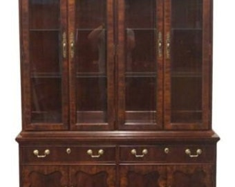 THOMASVILLE Mahogany Collection 55″ Lighted China Cabinet 14521-310