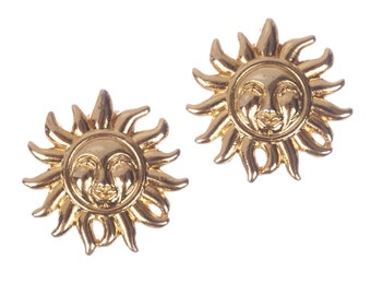 Versace Sun Earrings