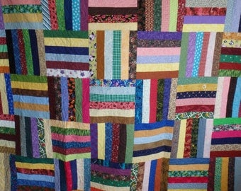 homemade quilt, queen size quilt, modern quilt, gift for teens, gift for men, gift for women