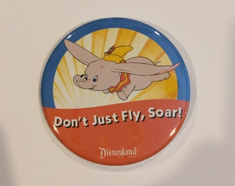 Don't Just Fly, Soar Celebration Button
