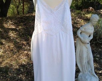 Vintage White Slip * Small