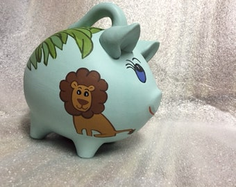 Piggy Bank: In The Jungle, The Mighty Jungle