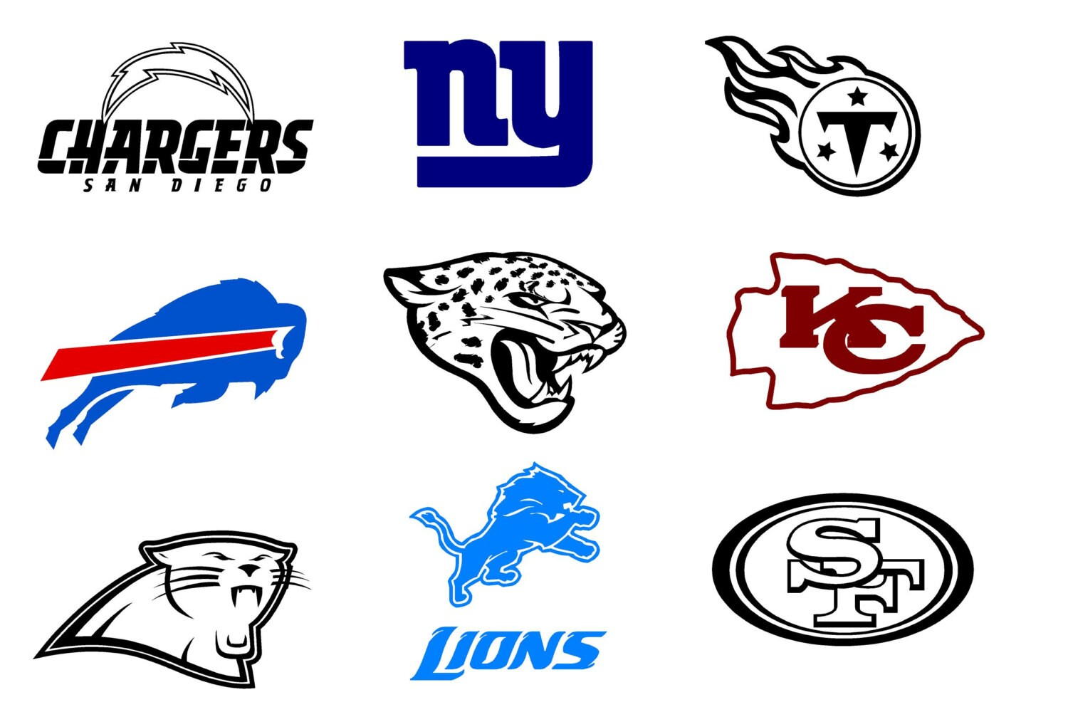 Nfl Football Decals Car Vehicle Auto Window Decal Custom