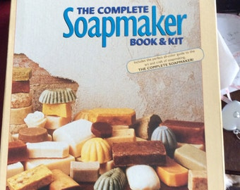 The Complete Soapmaker Book and Kit