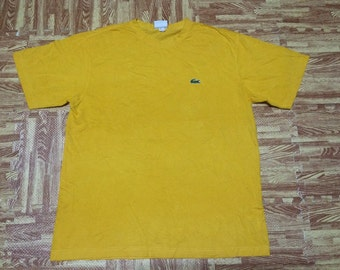 Mint lacoste t shirt size 4 chest 22""