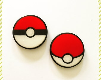 Resin Pokeball
