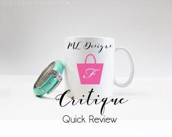 Facebook  Critique  Quick Review