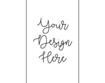 Custom Design Order