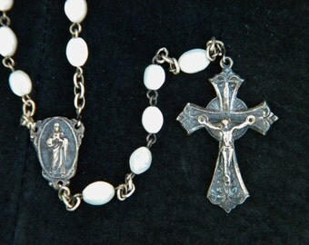 Rosary, Crucifiction, Cross, Necklace, Catholic