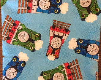 Thomas the Train reusable sandwich bag