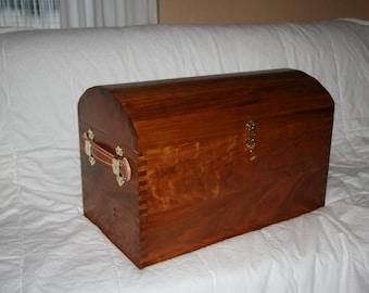 Treasury of cherry wood