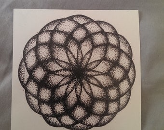 Geometric Stippling