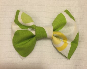 Lemon-Lime Bow