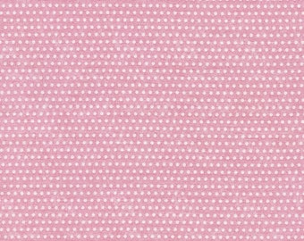 35% off - 2 yards Ballet by Timeless Treasures Collection | Pink Dots | # C4647-PNK
