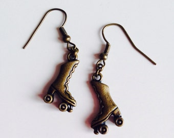 Roller Skate | Skates | Roller Derby | Artistic | Retro | Cute | Earrings