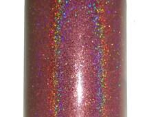 Rose Pink Prism Holographic Nail Art Glitter.004 True Ultra Fine Multi-Color Nail Polish Glitter. Free Shipping!
